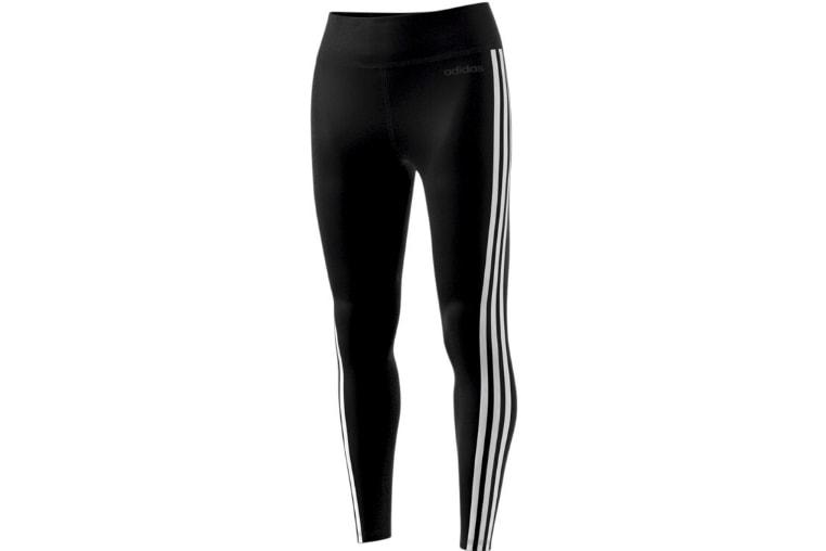 Adidas D2M Hr L 3Stripe colanti sport de dama negri