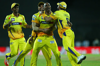 CSK vs KKR 28th Match IPL 2015 Highlights