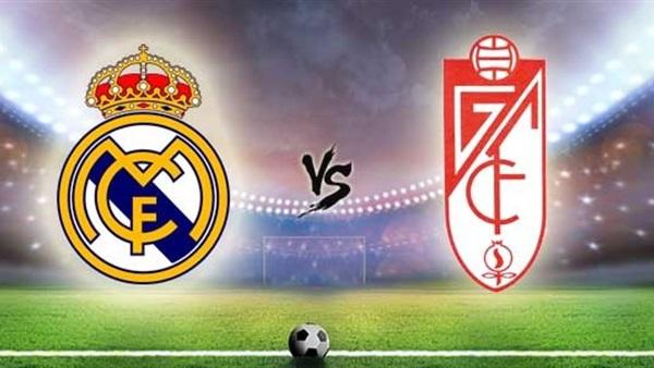 مشاهدة مباراة ريال مدريد وغرناطة بث مباشر بتاريخ 05-10-2019 الدوري الاسباني