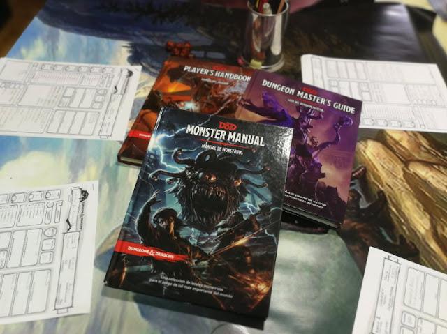 Jugadores Pasivos y Jugadores Activos - Dungeons & Dragons