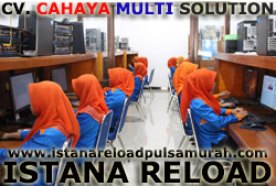 Distributor Pulsa All Operator