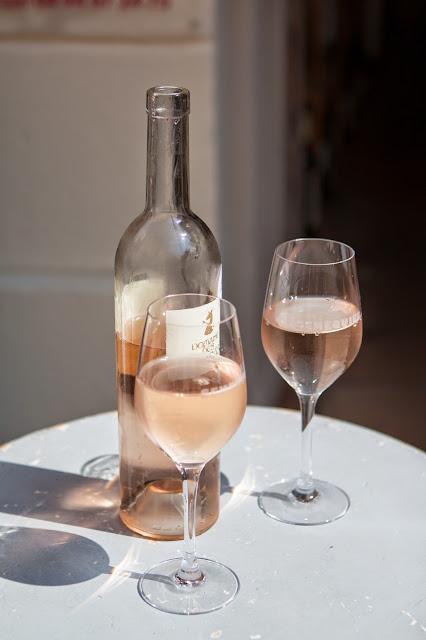 Saint Tropez-Vino rosé
