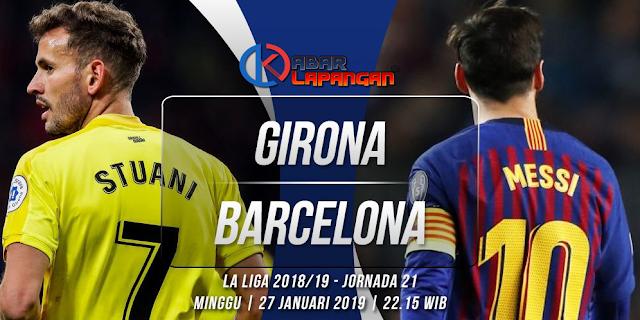 Prediksi Bola Girona vs Barcelona Liga Spanyol