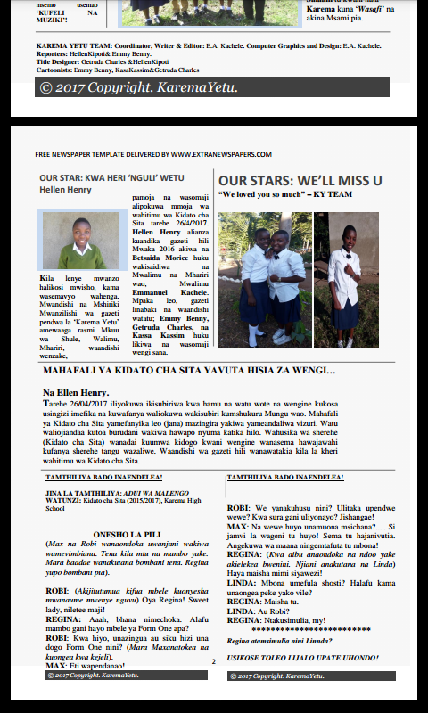 O Level English Blog How To Start A School Gazette And Its