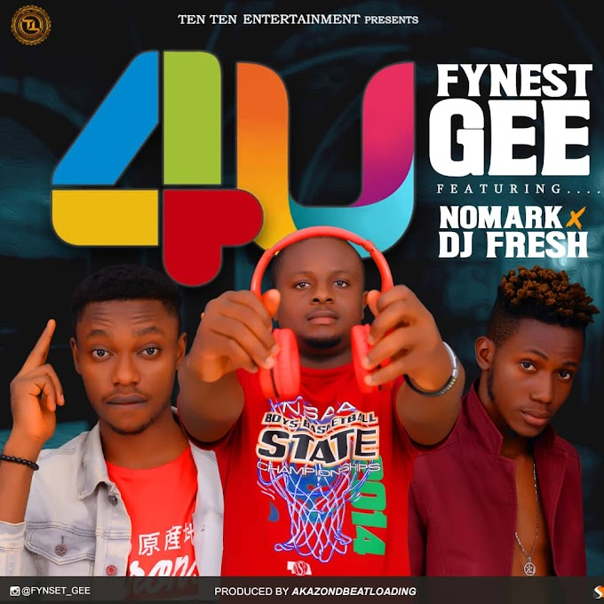[Music] Fynest Gee ft Normark & Dj fresh - For You.mp3