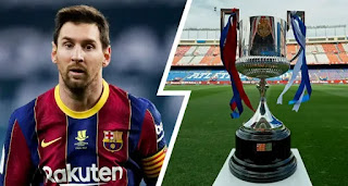 Barcelona to face Sevilla and Levante plays Athletic Bilbao in Copa del Rey semifinals