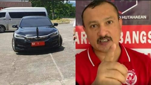 Gubernur dan Wakil Sumbar Beli Mobil Baru Rp2 M, Ferdinand Singgung Penyinyir Pengecatan Pesawat Kepresidenan