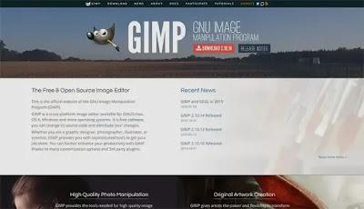 برنامج GIMP هو أحد أفضل بدائل الفوتوشوب