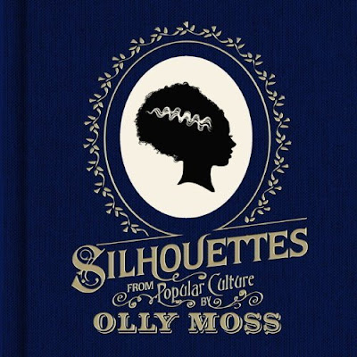 Book Review: Silhouettes From Popular Culture Hardcover Book by Olly Moss
