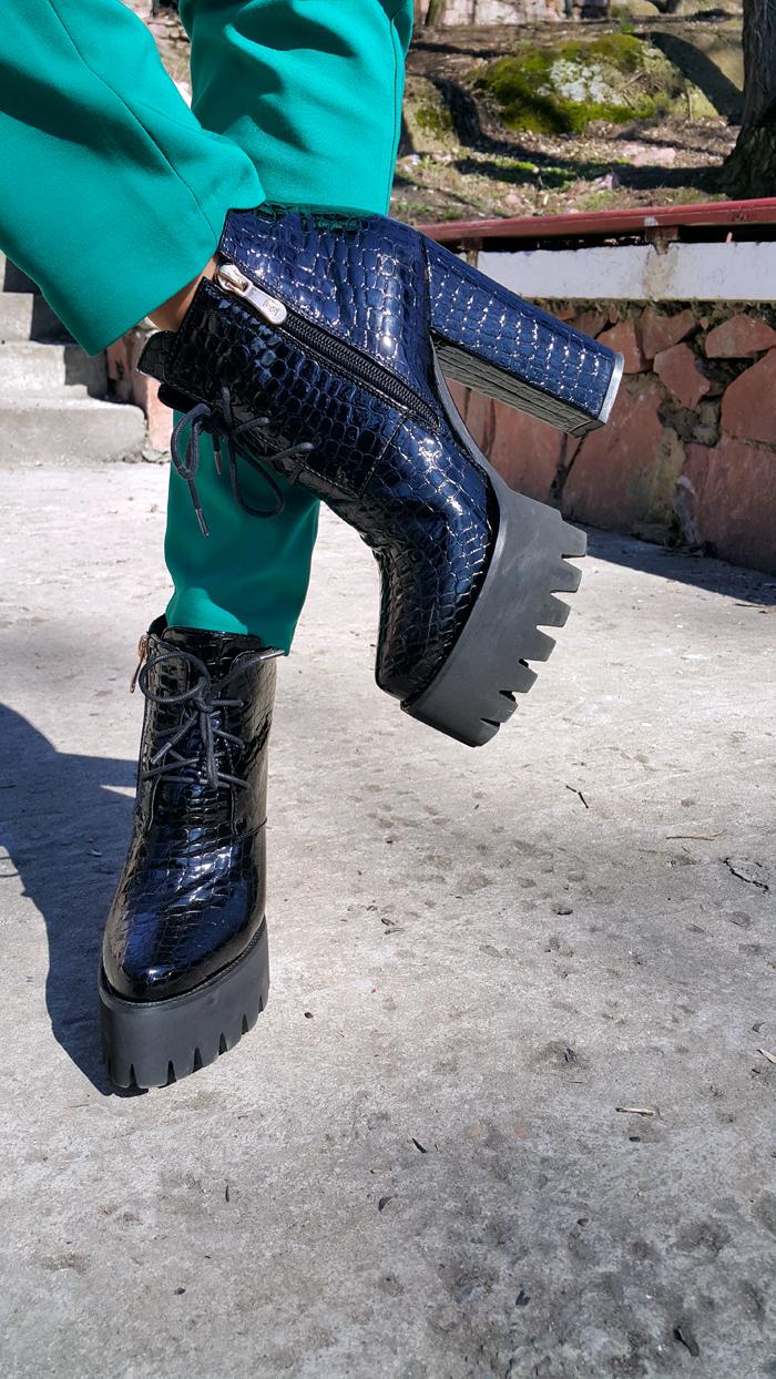 модная обувь, ботинки