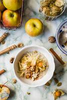 Komosa z jabłkiem i cynamonem
