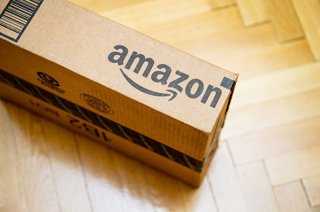 Loja Amazon em Boston