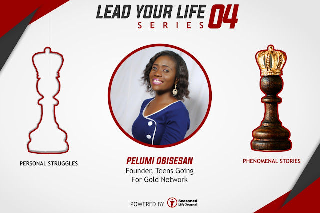 Repositioning Yourself for Success - Pelumi Obisesan  (Founder, Teens Going for Gold Network))