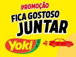 Cadastrar Promoção Yoki Fica Gostoso Juntar Ganhe 10 Reais Crédito Uber