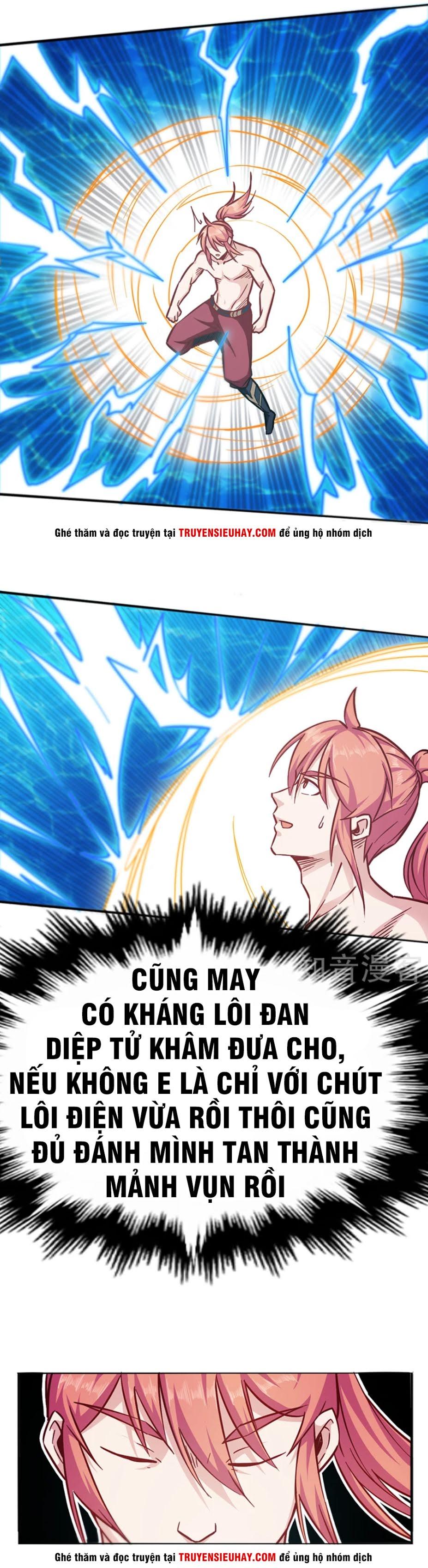 Võ Thần Thiên Hạ chap 94 - Trang 12