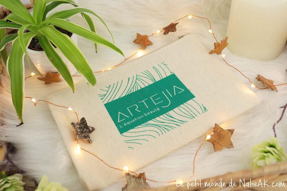 pochette coton bio Artejia