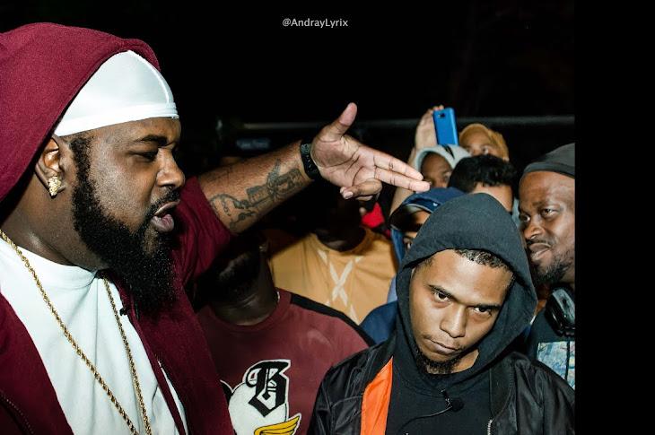 SupaNova Rap Battles Presents: JC vs Luck Dollaz
