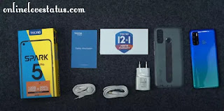 Tecno Spark 5 Pro Specifications