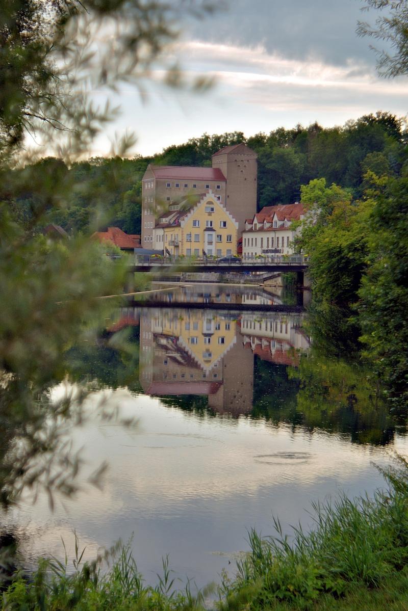 Klostermühle zu Mittelstadt