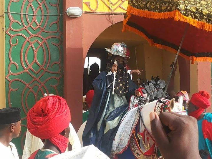 sanusi ritual palace