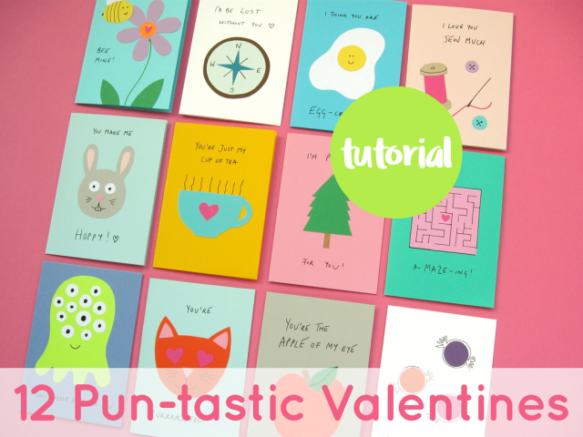 Cute Handmade Valentine's Day Cards