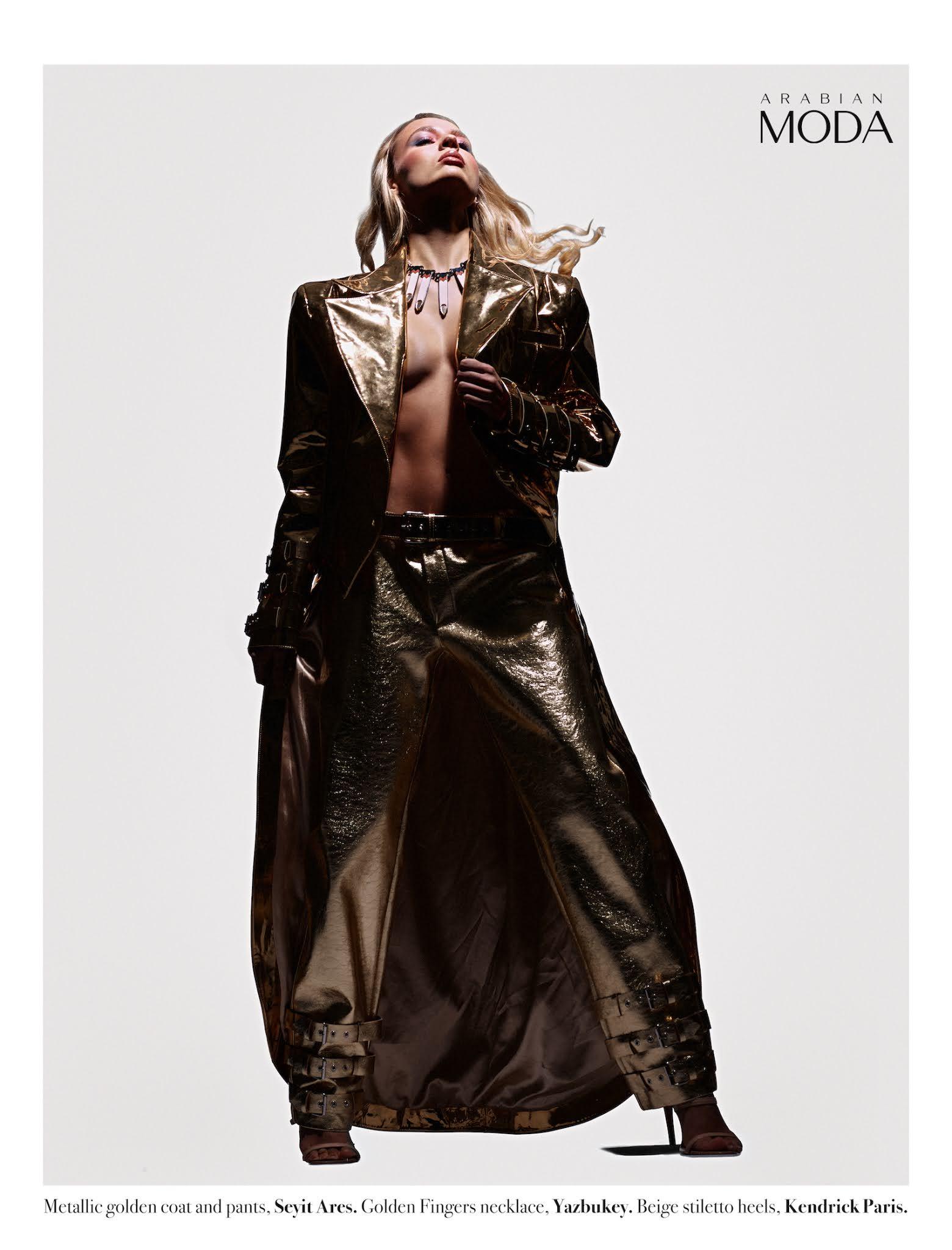 Arabian Moda x Seyit Ares x Yazbukey