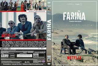 CARATULA FARIÑA [COVER DVD]