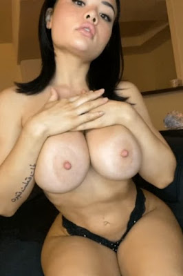 exotic topless babe big tits topless
