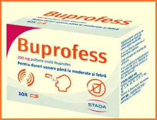 buprofess pareri forum medicamente pentru durere