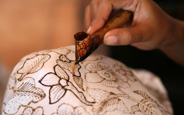 jenis canting batik