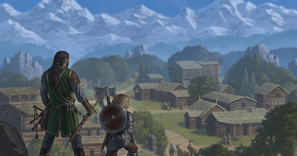Storytelling in All its Forms: The Dragon of Icespire Peak Campaign Diary -  Episode 1 - Welcome to Phandalin