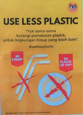 useless plastic Hokben