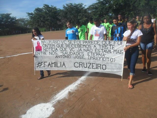 Chapada Sport derrota Cruzeiro por 1x0 e conquista título pela primeira vez em Francinópolis. Veja fotos