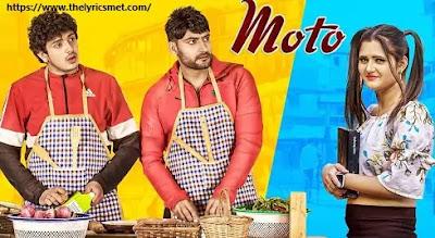 Moto Song Lyrics | Ajay Hooda | Diler Kharkiya | Anjali Raghav | Latest Haryanvi Song 2020