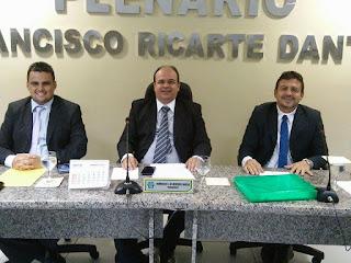Confira a Ordem do Dia da sessão da câmara municipal de Santa Luzia