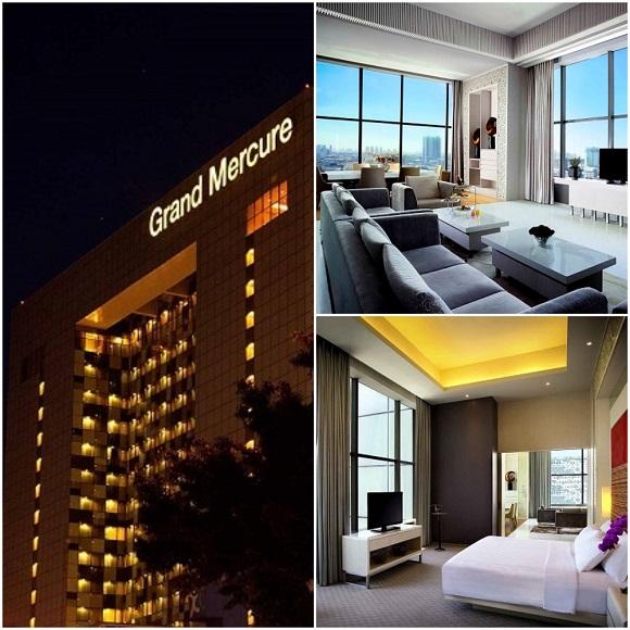 Hotel Grand Mercure Harmoni Jakarta Pusat