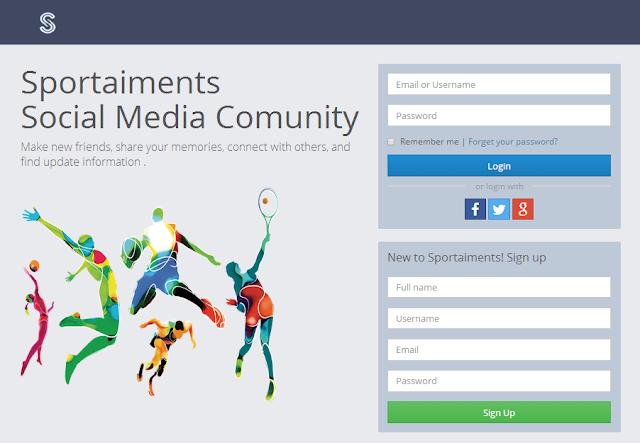 Sportaiments.Com Situs Sosial Media Olahraga Terbaru 2016