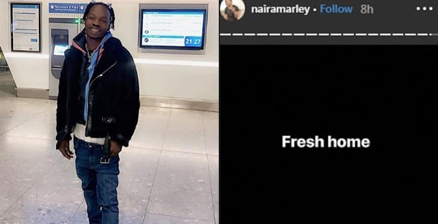 Naira Marley Sends Message To Fans After Release