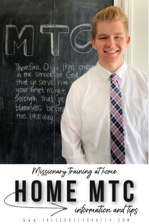 Home MTC  -  Missionary Training at Home with information and tips
