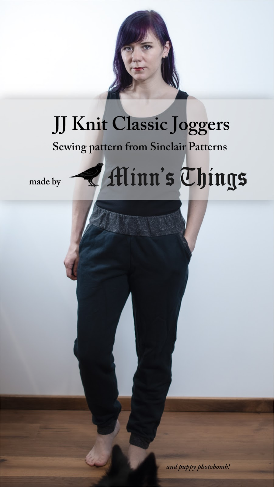 jj knit classic joggers sinclair sewing patterns diy minn's things cozy pants pinterest