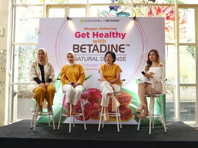 #CChannelXBetadine Event Report