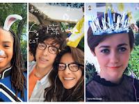 Begini Cara Mudah Menggunakan Face Filters Instagram Stories Terbaru