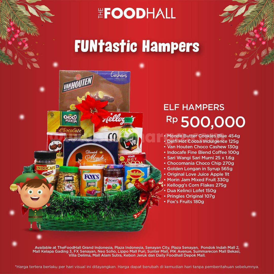 TheFoodhal Promo FUNtastic Hampers 2020*