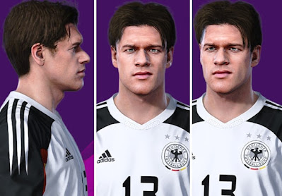 PES 2021 Faces Michael Ballack by Alireza