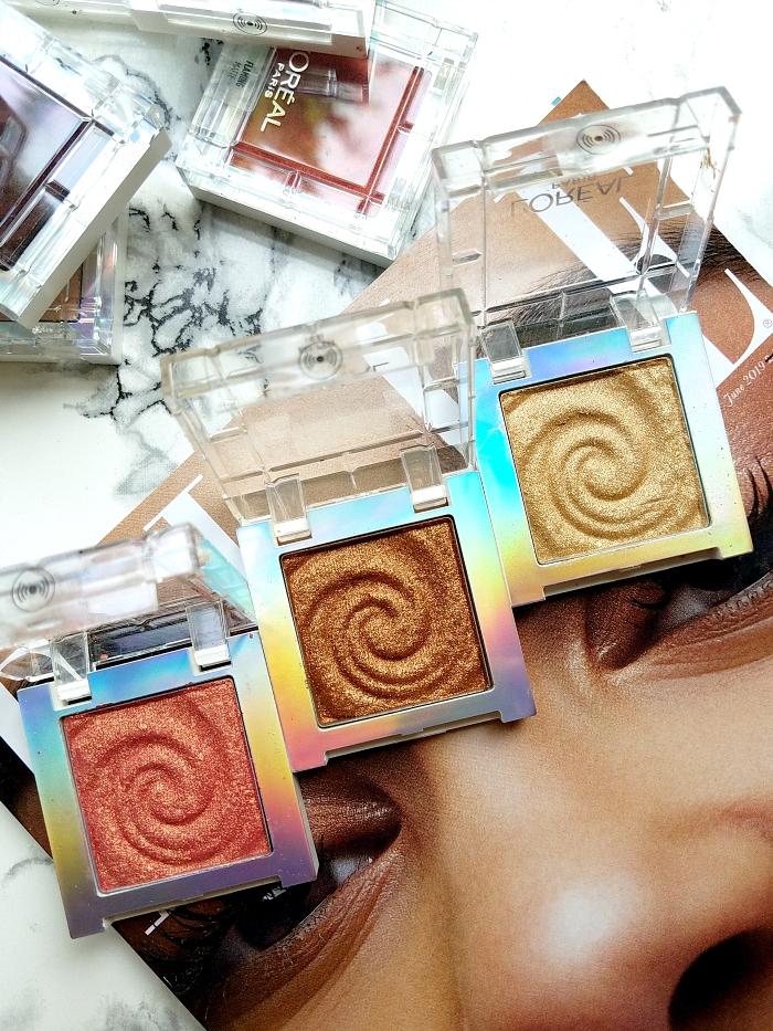 L´Oréal Paris - Color Queen Oil Mono Eyeshadow - Review & Swatches 2