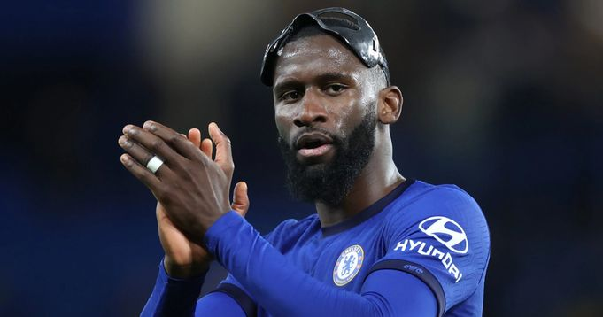 PSG and Madrid are monitoring Chelsea defender Rudiger situation
