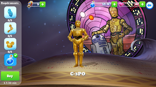 C-3PO Star Wars Disney Magic Kingdoms