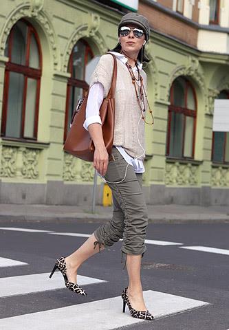 stylizacje damskie minimalissmo