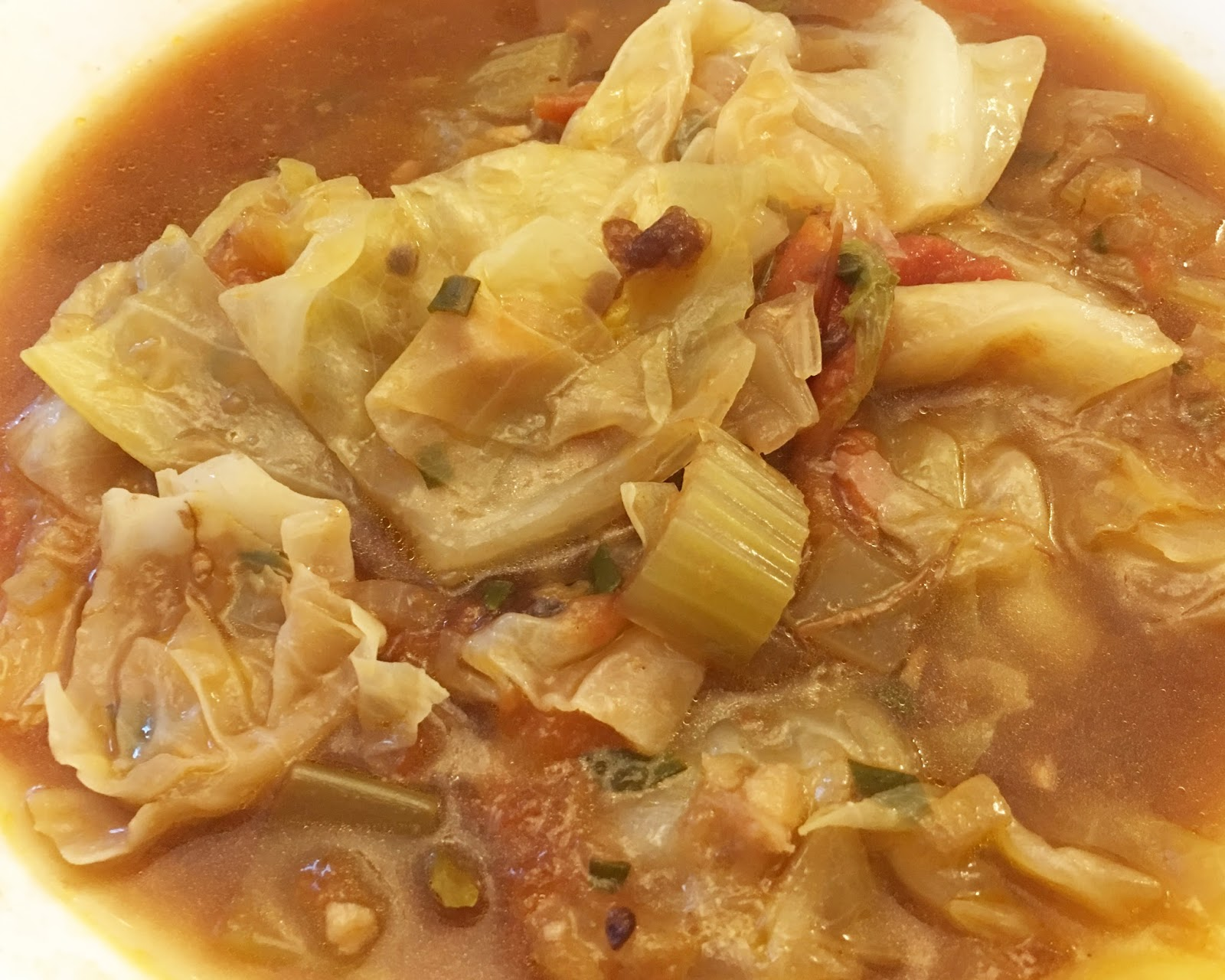 Thermal cooker cabbage soup weight loss diet recipe forumfinder Image collections