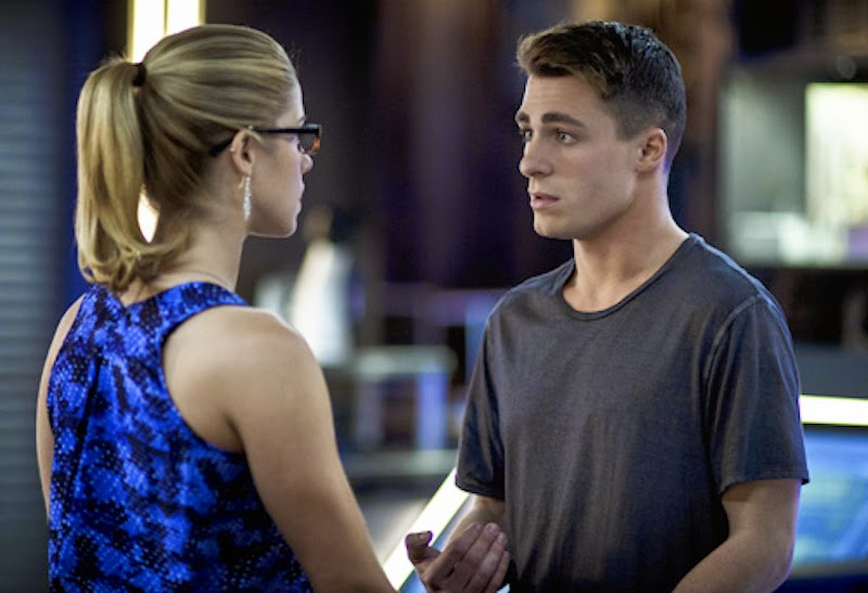 Tonight's New Episodes 11/12: 'Arrow' Wonders Who's Guilty, Murder
